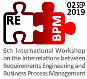 6th Workshop Requirements Engineering & Business Process Management (REBPM)